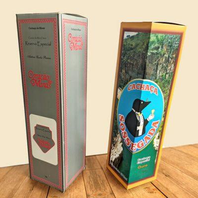 Caixa Personalizada para Bebida – MOD. 004D
