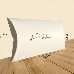 Caixa Travesseiro Personalizada – Média – MOD. 006A
