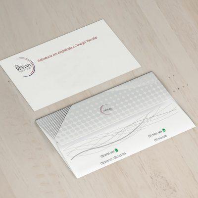 Envelope Ofício  (22,9 x 11,4cm) <br> MOD. 004
